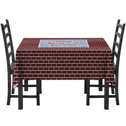 Housewarming Tablecloth (Personalized)