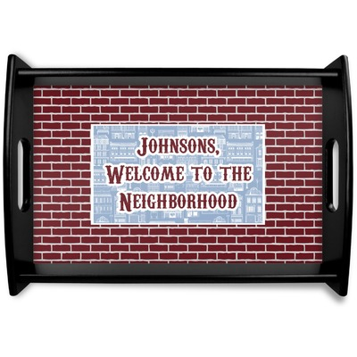 Housewarming Wooden Trays (Personalized)