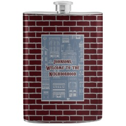 Housewarming Stainless Steel Flask (Personalized)