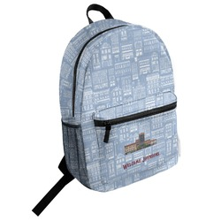 Housewarming Student Backpack (Personalized)