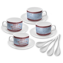 Housewarming Tea Cup - Set of 4 (Personalized)