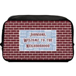 Housewarming Toiletry Bag / Dopp Kit (Personalized)