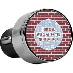 Housewarming USB Car Charger (Personalized)