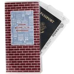 Housewarming Travel Document Holder