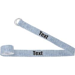 Housewarming Yoga Strap (Personalized)