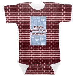 Housewarming Baby Bodysuit 0-3 (Personalized)