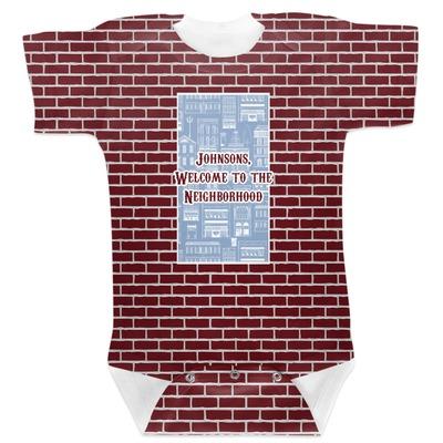 Housewarming Baby Bodysuit (Personalized)