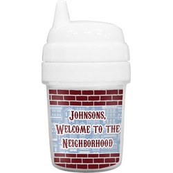 Housewarming Baby Sippy Cup (Personalized)