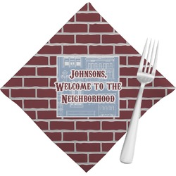 Housewarming Napkins (Set of 4) (Personalized)
