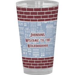 Housewarming Drinking / Pint Glass (Personalized)