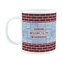 Housewarming Plastic Kids Mug (Personalized)