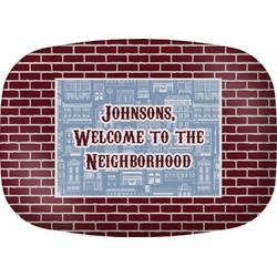 Housewarming Melamine Platter (Personalized)