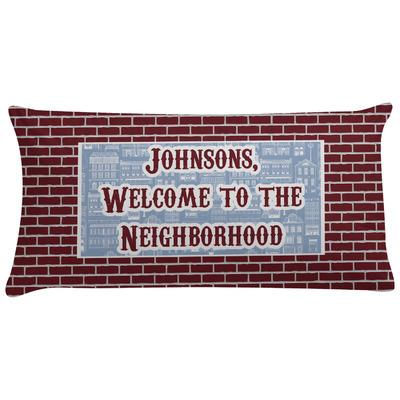 Housewarming Pillow Case (Personalized)