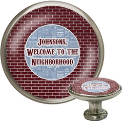 Housewarming Cabinet Knobs (Personalized)