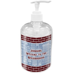 Housewarming Soap / Lotion Dispenser (Personalized)