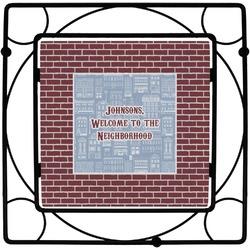 Housewarming Square Trivet (Personalized)