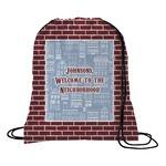 Housewarming Drawstring Backpack (Personalized)
