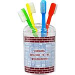 Housewarming Toothbrush Holder (Personalized)