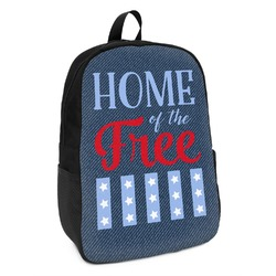 American Quotes Kids Backpack (Personalized)