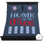 American Quotes Duvet Covers (Personalized)