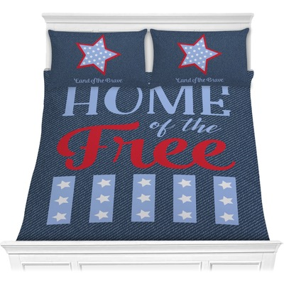 American Quotes Comforters (Personalized)