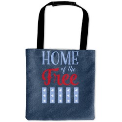 American Quotes Auto Back Seat Organizer Bag (Personalized)