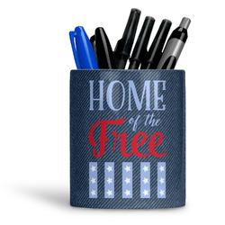 American Quotes Ceramic Pen Holder