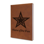 American Quotes Leatherette Journal (Personalized)