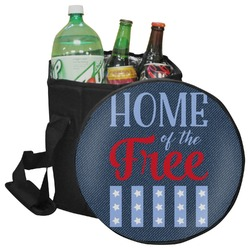 American Quotes Collapsible Cooler & Seat (Personalized)