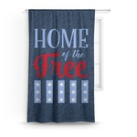 American Quotes Curtain (Personalized)