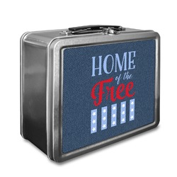 American Quotes Lunch Box (Personalized)