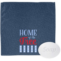 American Quotes Wash Cloth (Personalized)