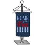 American Quotes Finger Tip Towel - Full Print (Personalized)