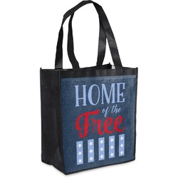 American Quotes Grocery Bag (Personalized)