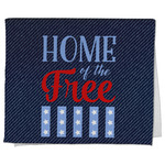 American Quotes Kitchen Towel - Full Print (Personalized)