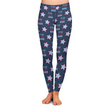 American Quotes Ladies Leggings (Personalized)