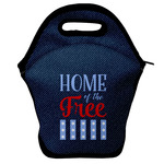 American Quotes Lunch Bag
