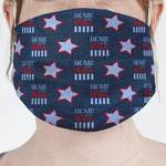American Quotes Face Mask Cover (Personalized)