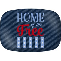 American Quotes Melamine Platter (Personalized)
