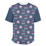 American Quotes Men's Crew T-Shirt (Personalized)