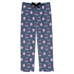 American Quotes Mens Pajama Pants (Personalized)