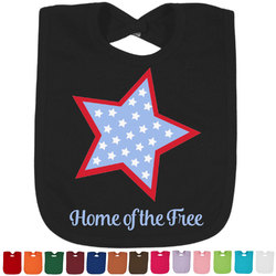 American Quotes Bib - Select Color (Personalized)
