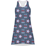 American Quotes Racerback Dress (Personalized)