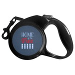 American Quotes Retractable Dog Leash (Personalized)