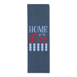 American Quotes Runner Rug - 3.66'x8' (Personalized)