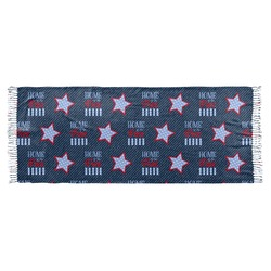 American Quotes Faux Pashmina Scarf (Personalized)