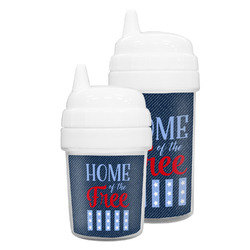 American Quotes Sippy Cup (Personalized)