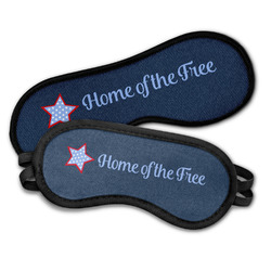 American Quotes Sleeping Eye Masks