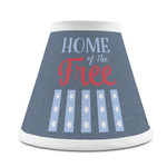 American Quotes Chandelier Lamp Shade (Personalized)