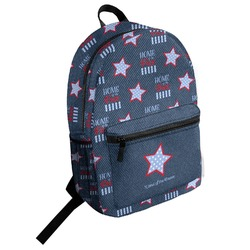 American Quotes Student Backpack (Personalized)
